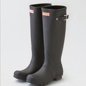 Original Tall Hunter boots size 7 normal calf!
